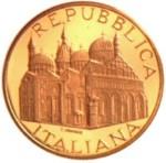 1995 moneta 50 mila lire VII cent nascita s antonio D