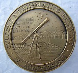 medaglia R ccnm 1992 galileo