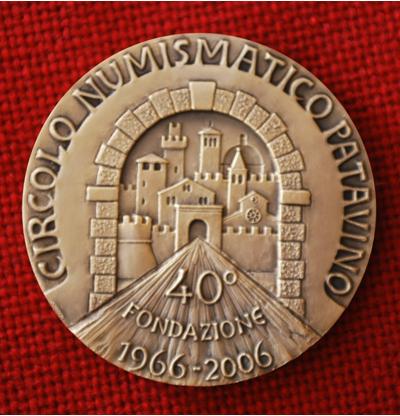 medaglia 40 R